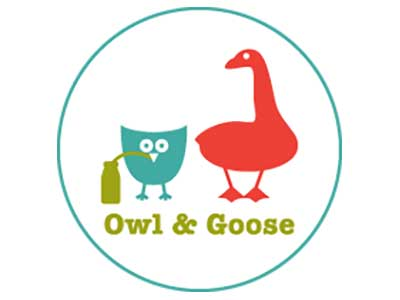 Owl and Goose
